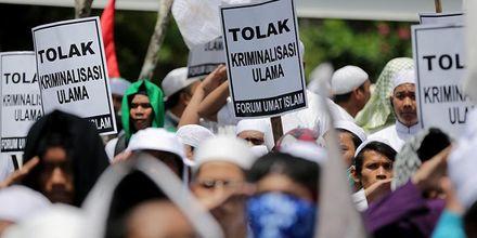 Massa FPI Bersiap Kawal Pemeriksaan Rizieq Shihab