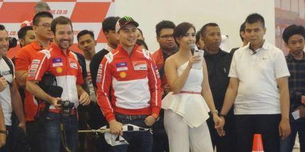 Lorenzo Ibaratkan Motor Ducati sebagai Perempuan Seksi