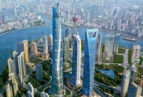 Tinggi Rata-Rata Pencakar Langit Dunia 362 Meter