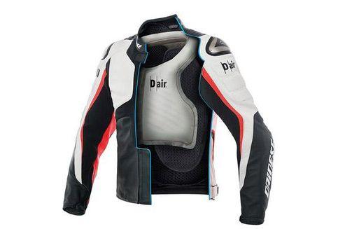 Jaket Dainese 'Airbag' Mulai Dijual Massal