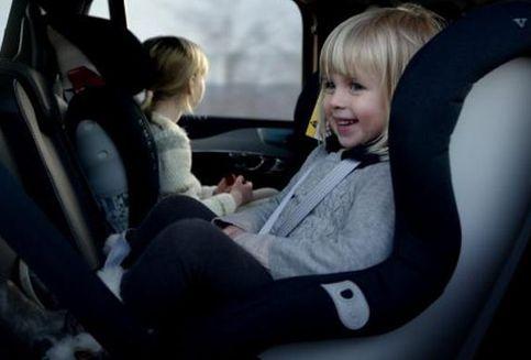 Volvo Semakin Aman dan Nyaman buat Anak