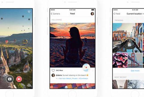Aplikasi Prisma Jadi Medsos, Foto Tak Harus Kotak