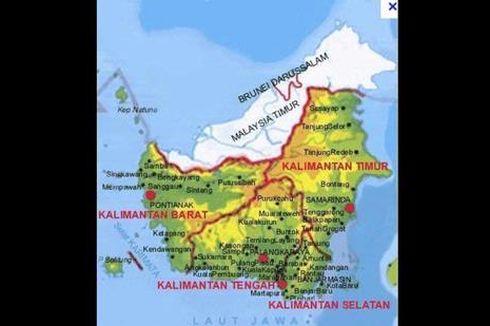 Kalimantan Utara dan Mahakam Hulu Diresmikan 15 April