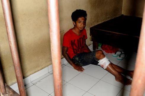 Berusaha Kabur, Residivis Curanmor Ditembak