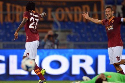 Susunan Pemain Inter Milan Vs AS Roma