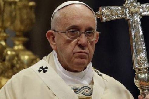 Paus Fransiskus: Pegawai Pemerintah Punya Hak Asasi Tolak Layani Pernikahan Gay