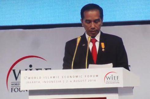 Jokowi Dorong Pembangunan Infrastruktur Bukan dari Uang APBN