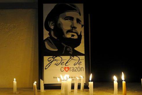 Siapa Kepala Negara yang Datang ke Pemakaman Fidel Castro?