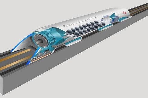 Pengamat: Indonesia Belum Memerlukan Transportasi Kereta Hyperloop