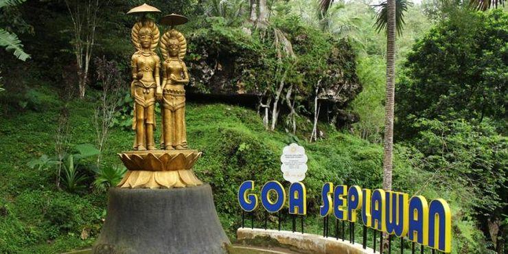 Goa Seplawan, Peninggalan Hindu yang Kaya Makna Kehidupan
