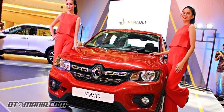 Renault Kwid Matik Meluncur Pertengahan Tahun