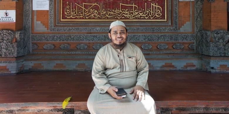 Warga Keturunan Arab Bersyukur Raja Salman Datang ke Bali