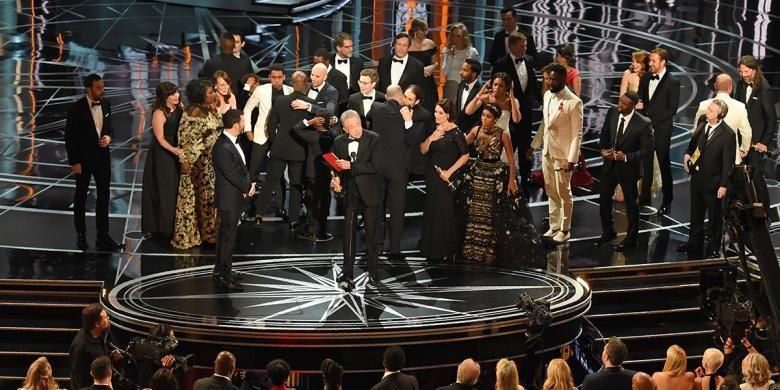 Presiden Trump Ledek Insiden Memalukan pada Ajang Piala Oscar