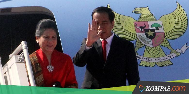 Presiden Bertolak ke Maluku Hadiri Tanwir Muhammadiyah