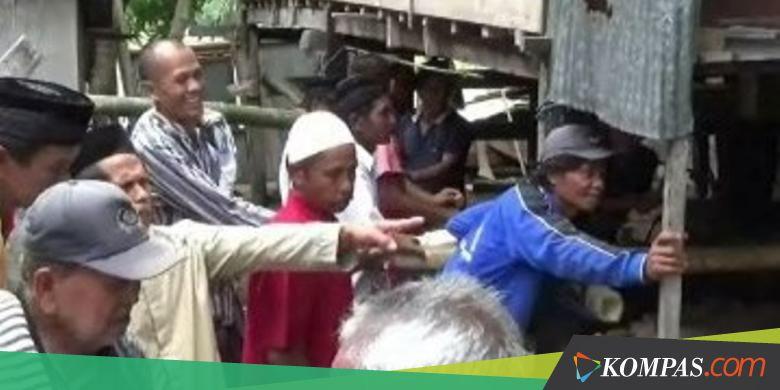 Tradisi Siwaliparri  Memupuk Kebersamaan Ala Suku Mandar