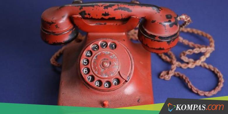 Pesawat Telepon Bekas Adolf Hitler Terjual Rp 3,3 Miliar