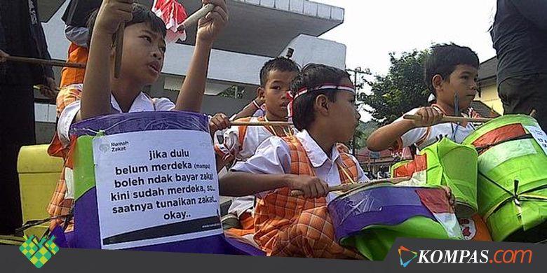 Foto indonesia mencari zakat 57