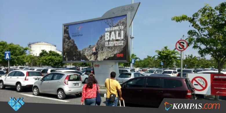 Bandara Ngurah Rai Di Bali Akan Bangun Parkir Mobil