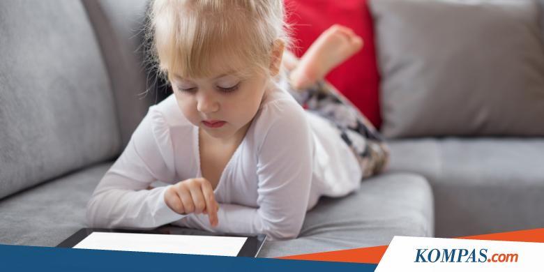 Bermain Tablet Berjam-jam Tak Masalah Jika Tak Ada Tanda Kecanduan