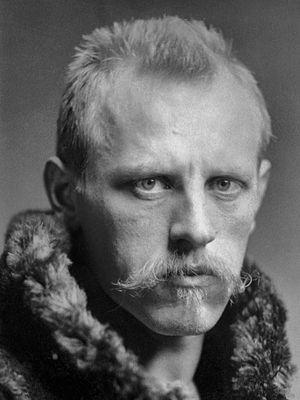 Fridtjof Nansen pada 1915.