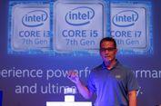 Intel Resmikan Seri Prosesor Core Generasi Ke-7 di Indonesia