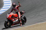 'Kenanglah Nicky Hayden pada Saat Bahagianya, Mengendarai Motor'