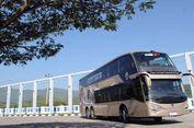 Bus Tingkat Jurusan Baru, Bogor-Wonogiri