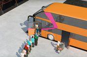 Sekarang Bisa Naik Bus Sambil Bawa Motor