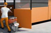 Mekanisme Naik Motobus, Motornya Naik Duluan