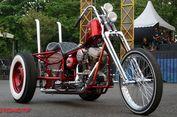 Lotre Kustomfest, Harley-Davidson Berkaki Porsche
