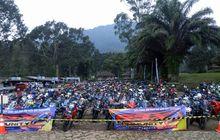 Ribuan Biker Bikin Gempar Suzuki Bike Meet 2017
