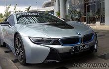 Mengenal Mata Laser BMW i8