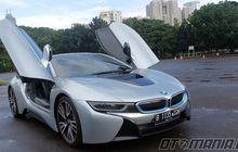 Seksinya Aerodinamis BMW i8