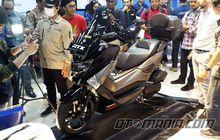 Yamaha NMAX Edisi Terbatas, Cuma 1.500 unit