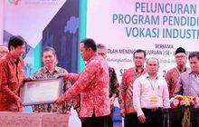 Honda Perkuat Vokasi Otomotif di Jateng dan Yogyakarta