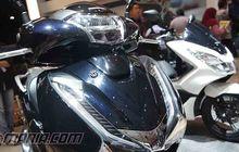 Honda Prediksi SH150i Tidak Lebih Laku dari PCX