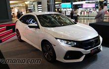"""Honda Civic Turbo """"Hatcback"""" Lebih Murah dari Sedan"""