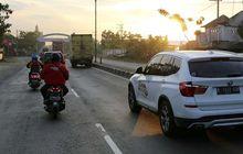 """Seksinya BMW X3 """"Goyang Pantura"""""""