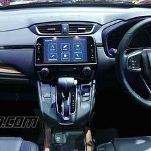 All-New CR-V Tanpa Transmisi Manual