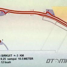 Indonesia Sudah Gelar Balap di Sirkuit Jalan Raya Sejak 1970-an