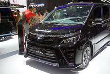 Pengiriman Toyota Voxy ke Konsumen Dipercepat
