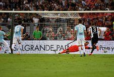 Lazio Gagalkan Juventus Raih Trofi Perdana Musim Ini