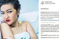 Mengenal Gejala Kanker Serviks yang Diderita Julia Perez