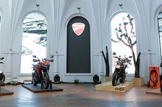 Borongan, Ducati Indonesia Rilis 4 Motor Baru Sekaligus