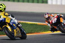 Mengenang Detik-detik Hayden Rebut Juara Dunia dari Rossi