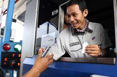 Kurangi Macet, Jasa Marga Dorong Pemudik Bayar Tol Pakai Kartu Elektronik