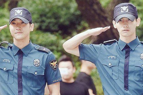 """Selesai Wamil, Siwon """"Super Junior"""" Disambut #WelcomeBackSiwon"""