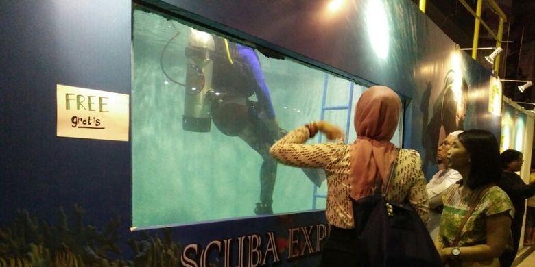 """Wah, Bisa Mencoba """"Scuba Diving"""" Gratis Di Deep Dan Extreme 2017"""