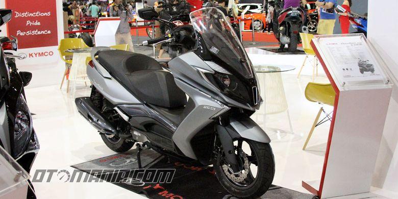 Kenalan Skutik Maxi Kymco Penantang Yamaha XMAX
