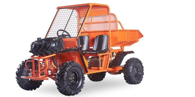 Wintor Mini Traktor kelapa sawit produksi Astra Otoparts